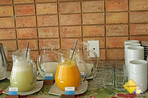 Café da Manhã do Hotel Via dos Corais. Praia do Forte, Bahia. Imagem: Janaína Calaça