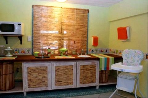 Vila do Bebê, espaço especial para mamães e seus bebês. Imagem: Léo Azevedo