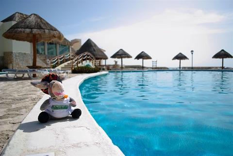 Jegueton já viajou para Cancun com a Royal Holiday! Imagem: Jeguiando