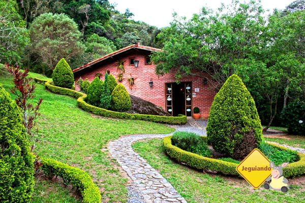 Villa Favorita, cantina italiana em Cunha. Imagem: Erik Pzado