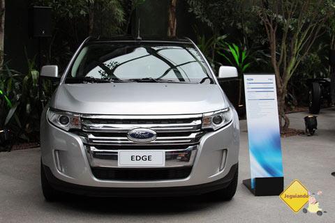 Lançamento do Ford Edge 2012. Imagem: Erik Pzado