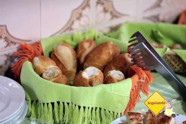 Café da manhã na Pousada do Ó, Tiradentes, Minas Gerais. Imagem: Erik Pzado