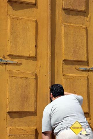 Informe-se antes sobre os horários dos estabelecimentos, caso contrário você pode encontrá-los fechados. Imagem: Janaína Calaça