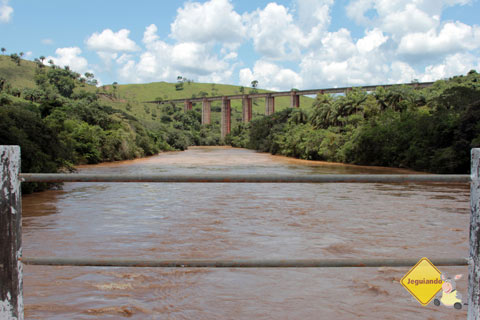 A caminho da Fazenda do Pombal, margeando o Rio das Mortes. Ritápolis, MG. Imagem: Janaína Calaça