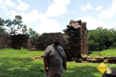 O passado ficando para trás. Fazenda do Pombal, Ritápolis, MG. Imagem: Erik Pzado
