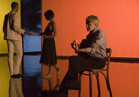 """Caetano Veloso em """"Fados"""", filme de Carlos Saura."""