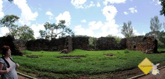 Ruínas da casa onde Tiradentes viveu. Fazenda do Pombal, Ritápolis, MG. Imagem: Erik Pzado