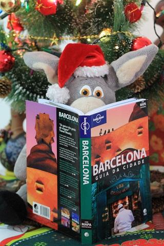 Já é Natal!!! O Jeguiando, em parceria com a Globo Livros, sorteará para você 2 guias Lonely Planet em português!