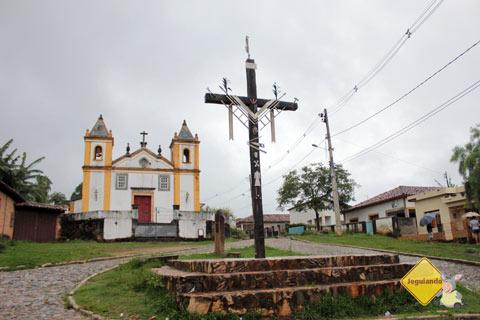 Igreja de Nossa Senhora da Penha, Bichinho, Minas Gerais. Imagem: Erik Pzado