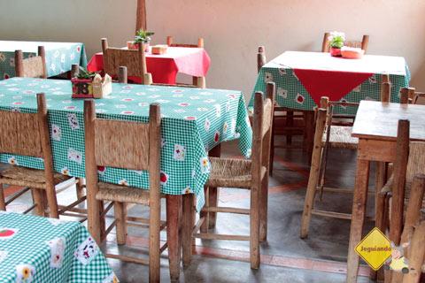 Tempero da Angela, comida mineira barata em Bichinho, Prados, MG. Imagem: Janaína Calaça