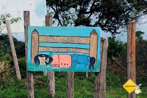 Bem vindo a Bichinho, MG. Imagem: Erik Pzado