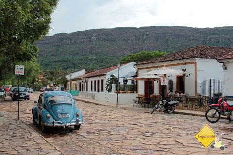 Largo das Forras, Centro Histórico, Tiradentes, MG. Imagem: Erik Pzado