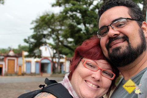 Jeguiando em Tiradentes, MG. Imagem: Erik Pzado