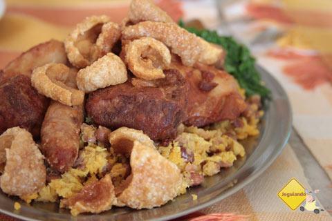 Comida mineira ou caseira a preço justo você encontrará no Bar do Celso. Imagem: Erik Pzado
