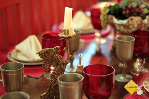 Restaurante Spaguetti, clima de romance em Tiradentes, MG. Imagem: Janaína Calaça