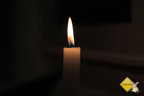 Jantar à luz de velas. Restaurante Spaguetti, Tiradentes, MG. Imagem: Janaína Calaça