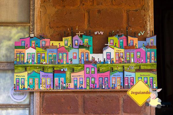 Casa das Casinhas, dica de ateliê em Bichinho, MG. Imagem: Erik Pzado