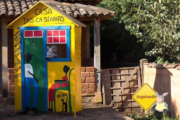 Jegueton na Casa das Casinhas. Bichinho, MG. Imagem: Erik Pzado