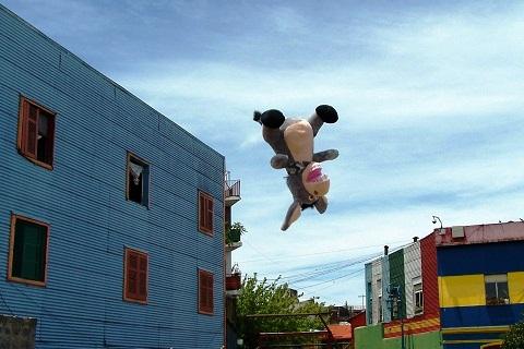 Jegueton nasceu na Argentina, mas se sente também brasileiro. Imagem: Fábio Brito