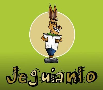 1º logo do Jeguiando