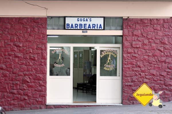 Barbearia César - Rua Abílio Soares, 986, Paraíso - São Paulo, SP. - Imagem: Erik Pzado