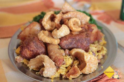Restaurante Xegamais, comida caseira em Resende Costa, MG. Imagem: Janaína Calaça