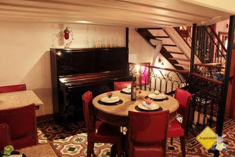 Café Geraes, restaurante em Ouro Preto, MG. Imagem: Erik Pzado