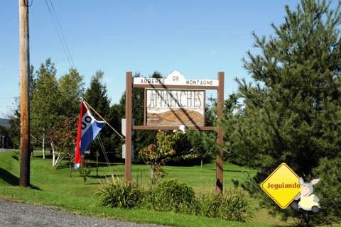 Auberge des Appalaches, Eastern Townships, Canadá. Imagem: Erik Pzado