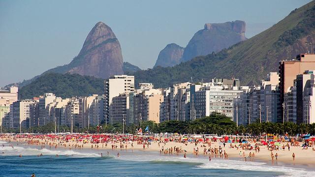 Hospedar-se no Copacabana Palace é aproveitar do lugar mais mítico da Cidade Maravilhosa! Imagem: Divulgação