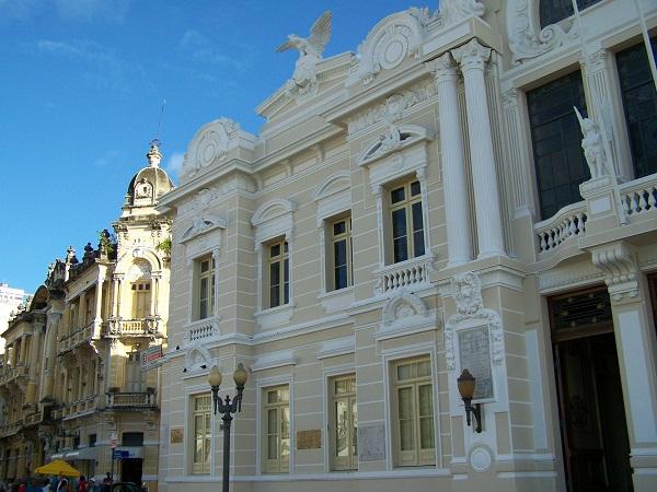 Praça Cayru. Salvador, Bahia. Imagem: Janaína Calaça