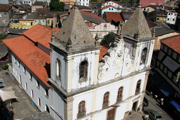 Igreja de Nossa Senhora da Barroquinha, Salvador, BA. Imagem: Janaína Calaça