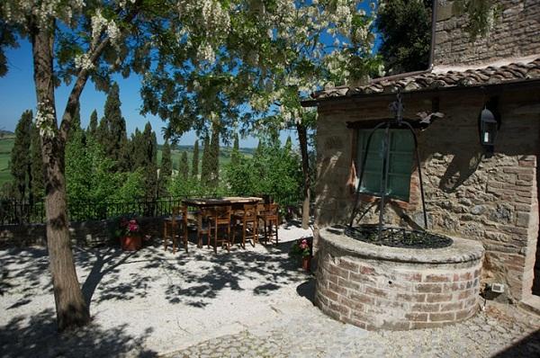 Laticastelli Country Relais, Toscana, Itália. Imagem: Divulgação