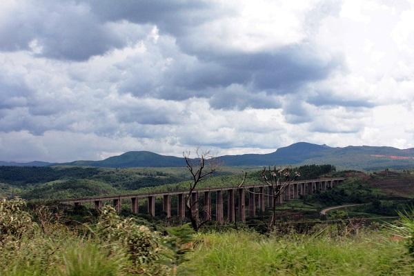 Na estrada de Ouro Preto a São Paulo. Imagem: Janaína Calaça
