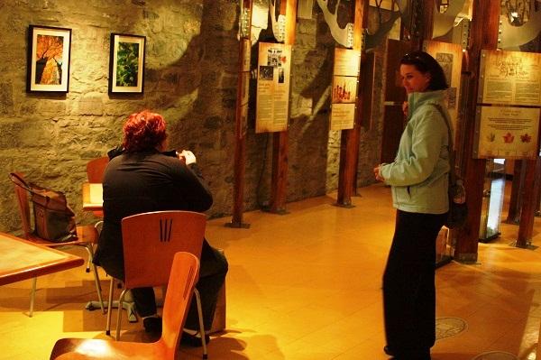 Museu do Maple Syrup no Les Délices de l'Érable. Montréal, Canadá. Imagem: Erik Pzado