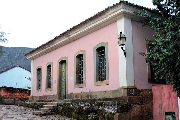 Antiga Cadeia Pública. Tiradentes, MG. Imagem: Erik Pzado
