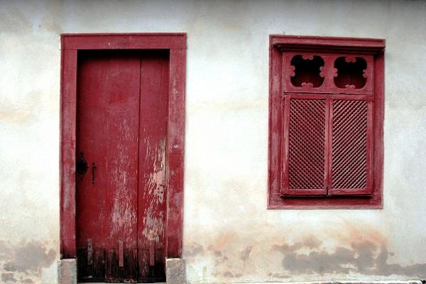 Portais para o cotidiano. Tiradentes, Minas Gerais. Imagem: Erik Pzado