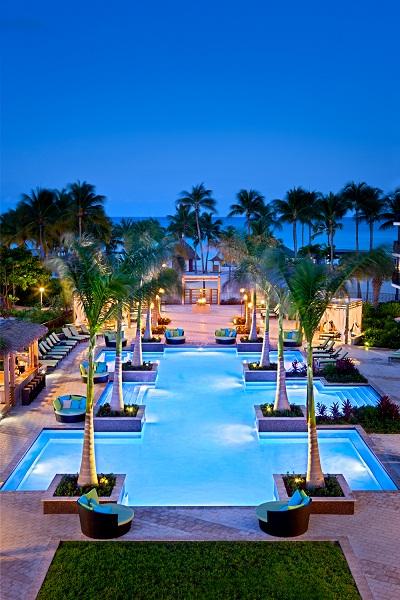 Aruba Marriott Resort & Stellaris Casino. Imagem: Divulgação