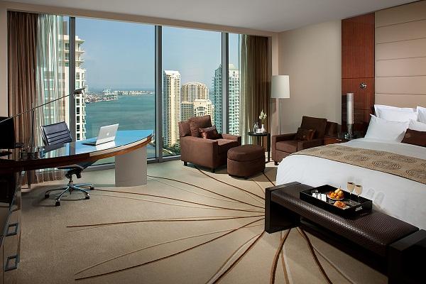 Marriott Marquis Downtown Miami. Imagem: Divulgação