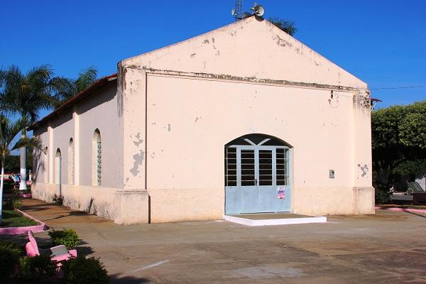 Igreja de Santana, Ponto Chique, MG. Imagem: Janaína Calaça