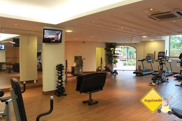 Fitness Center. Imagem: Erik Pzado