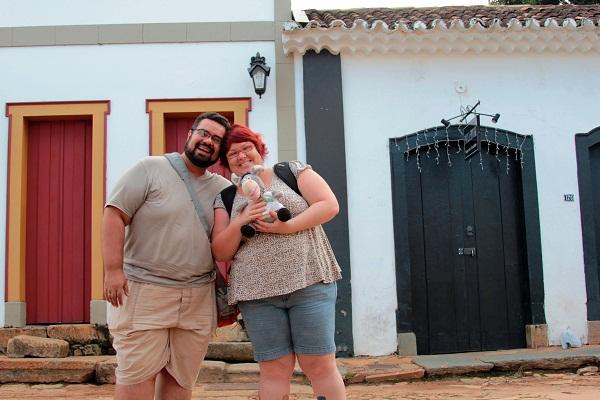 Erik e Jana com o pé na estrada.
