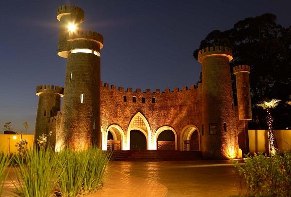 Castelo. Imagem: Divulgação