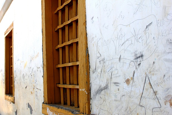 A velha cadeia. Imagem: Janaína Calaça