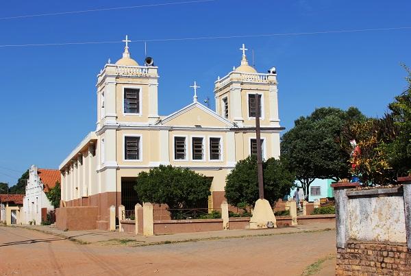 Igreja Matriz de São Romão. Imagem: Janaína Calaça