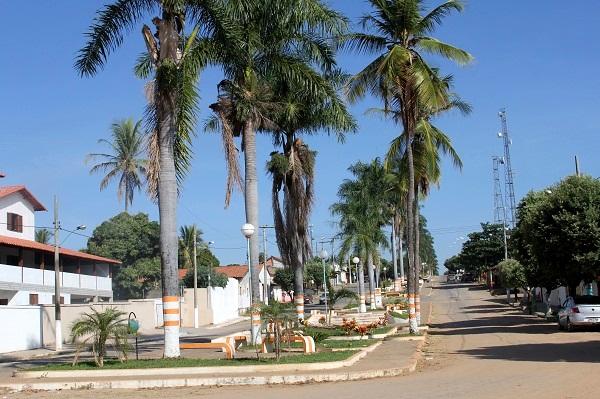 São Romão, MG. Imagem: Janaína Calaça