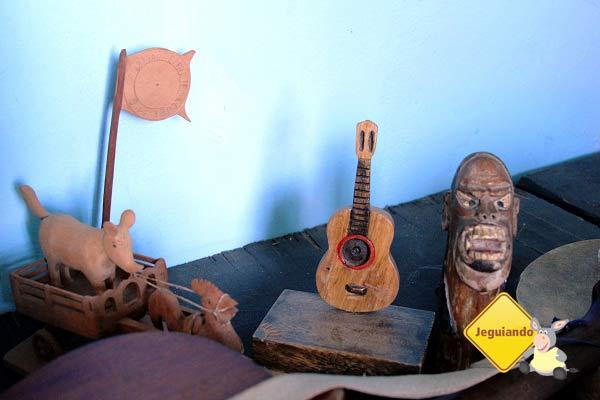 São Francisco dos carros de boi, da viola e das carrancas. Imagem: Janaína Calaça