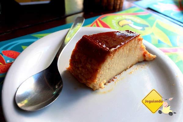 Pudim de leite condensado. Imagem: Janaína Calaça