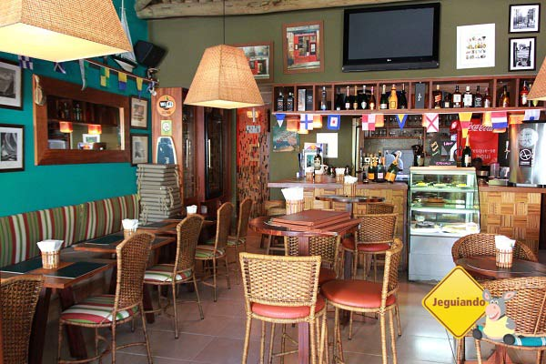 Café do Forte, Praia do Forte, BA. Imagem: Janaína Calaça
