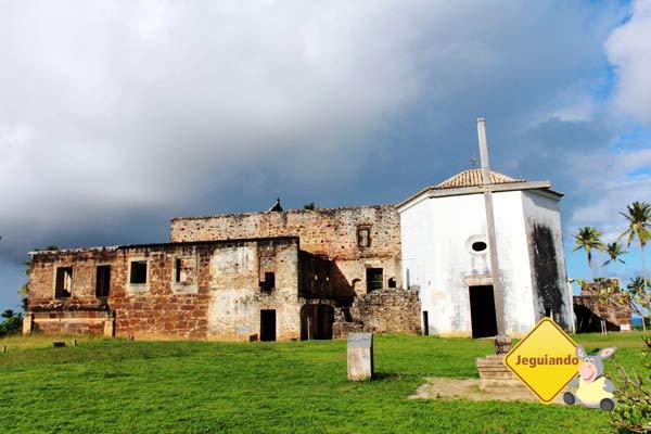 Castelo Garcia D'Ávila, Praia do Forte, BA. Imagem: Erik Pzado