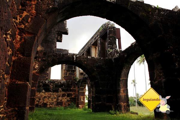 Castelo Garcia D'Ávila. Praia do Forte, BA. Imagem: Erik Pzado